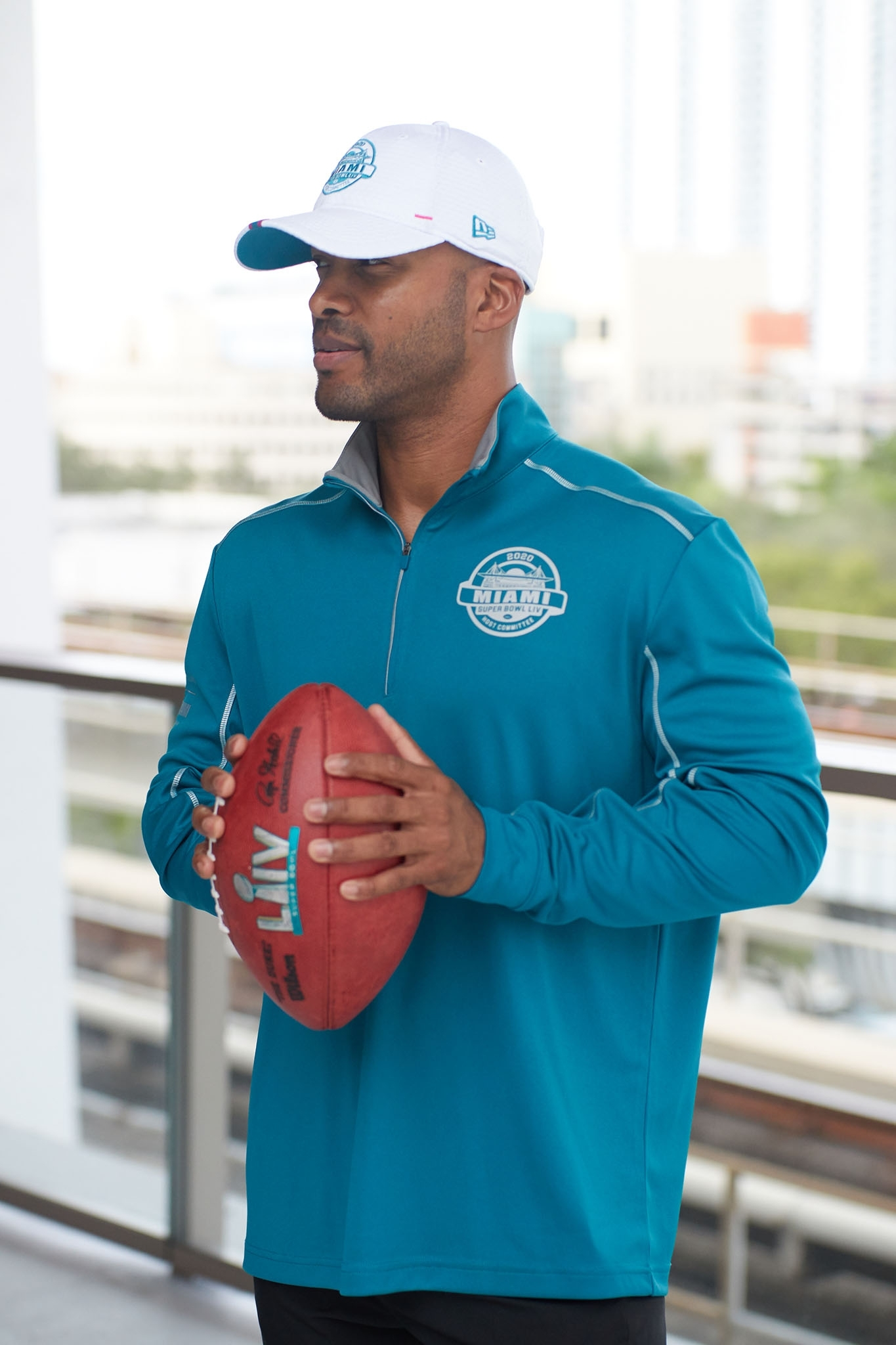 Perry Ellis To Dress Super Bowl Volunteers – Wwd with Volunteer For Miami Super Bowl