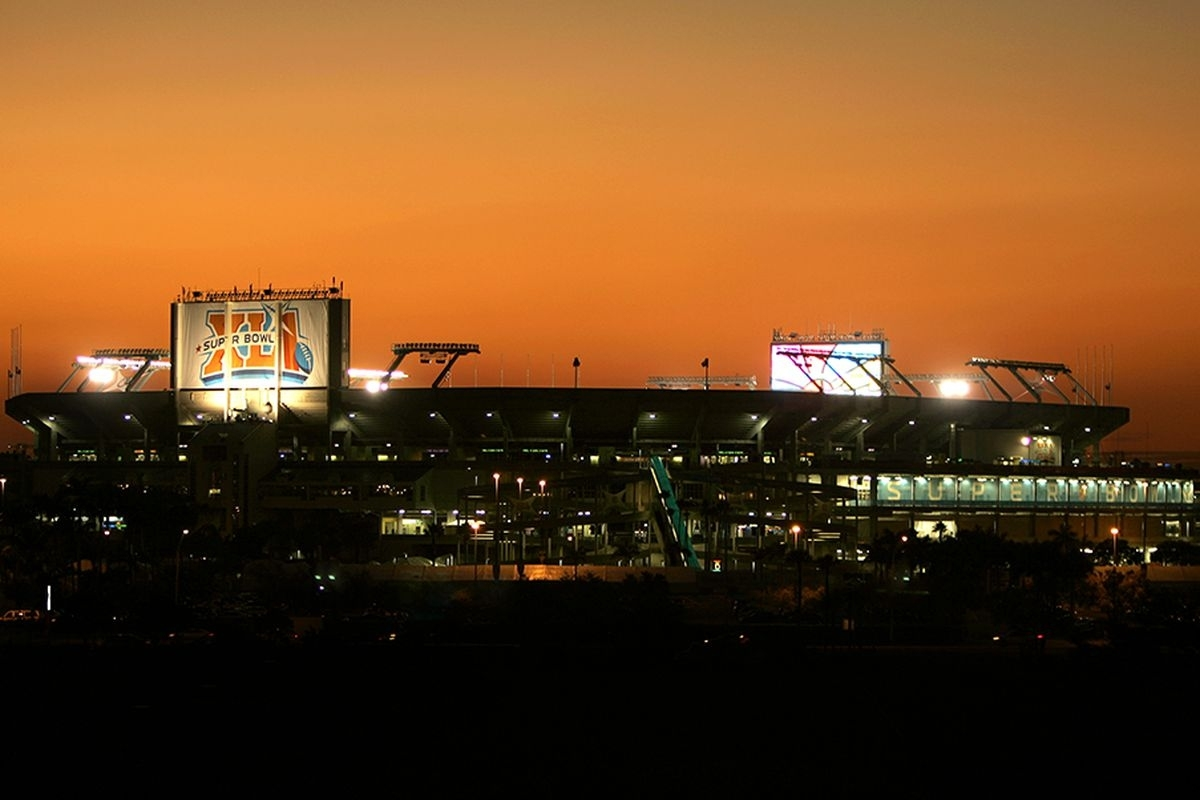 Photographic History Of The 10 Super Bowls Hosted In Miami with regard to Super Bowl In Miami Years