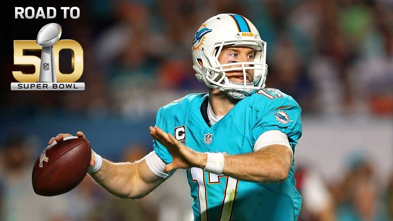 Road To Super Bowl 50: Dolphins with Miami Dolphins Ever Won A Superbowl