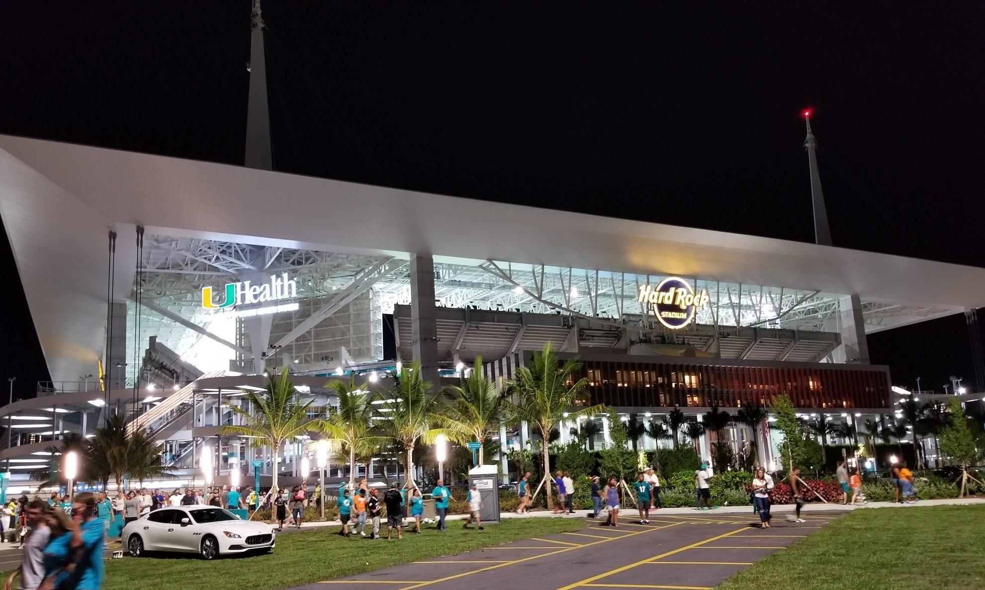 Sieben Fakten Zum Super Bowl Liv In Miami • Footballr with regard to Super Bowl Miami Hotels