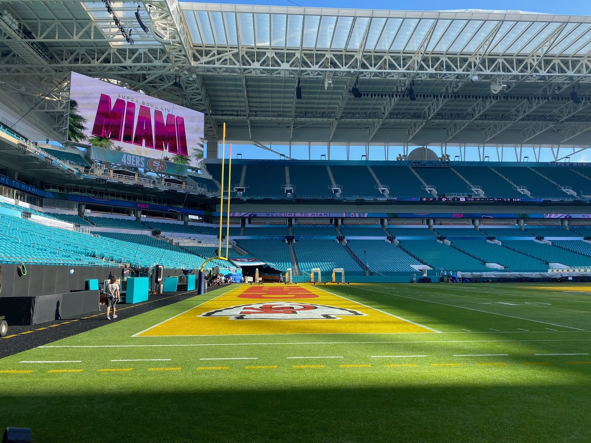 Super Bowl 2020: Hard Rock Stadium Food Guide | Miami New Times intended for Miami Super Bowl 2020 Video