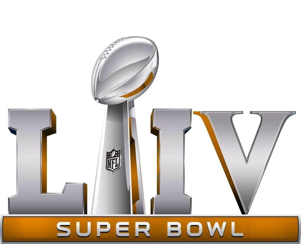 Super Bowl 2020 Logo Images for Super Bowl 2020 Miami Logo
