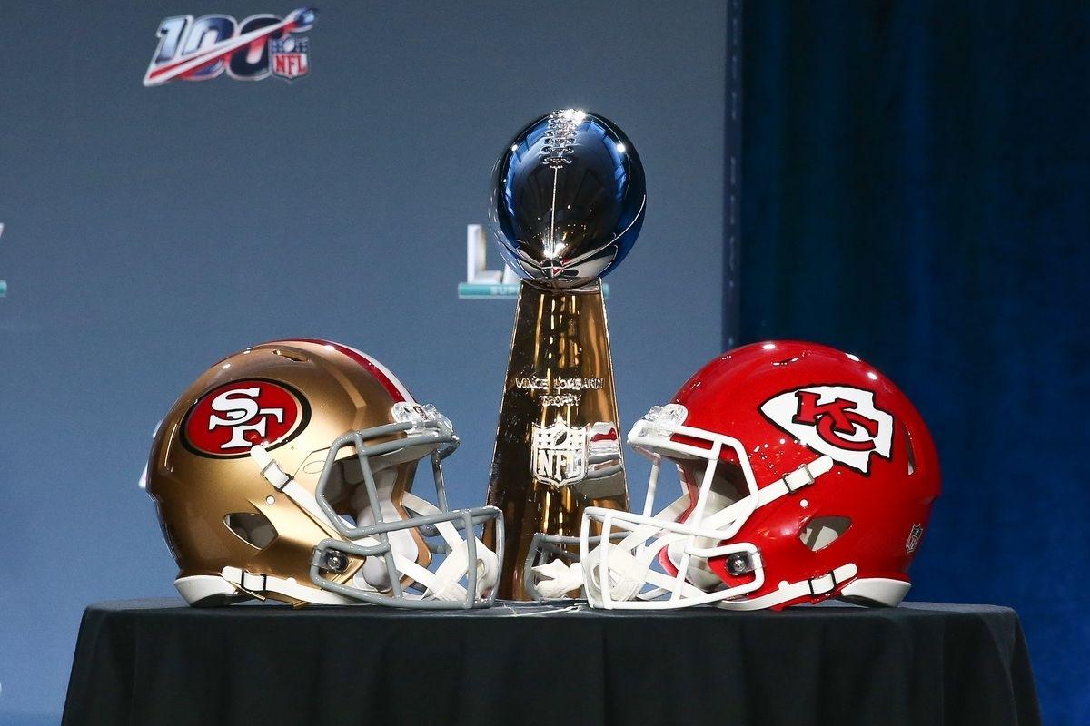 Super Bowl 2020: San Francisco 49Ers Vs. Kansas City Chiefs regarding 49Ers Vs Miami Super Bowl