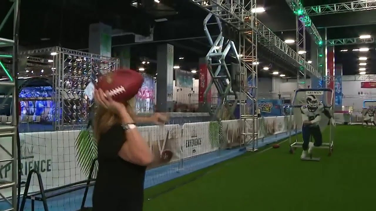 Super Bowl Experience Opens Saturday At Miami Beach Convention Center pertaining to Watch Super Bowl Miami Beach