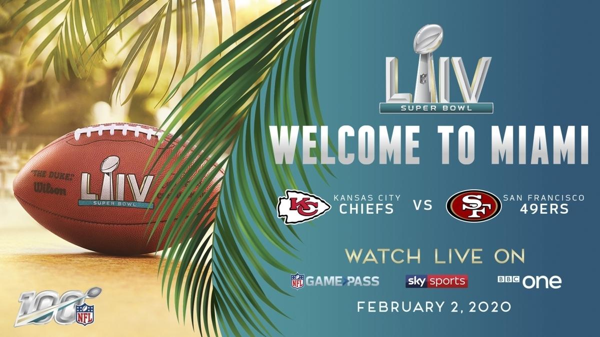 Super Bowl Im Relive: Hier Gibt's Das Spiel Auch Heute Noch with regard to Super Bowl 2020 Miami Logo