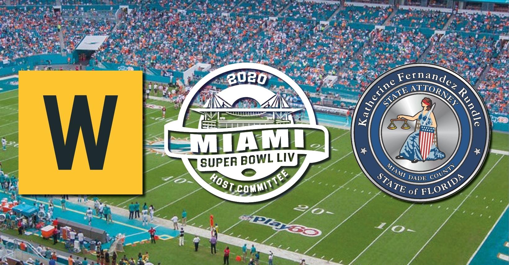 Super Bowl Liv Comes To Miami In 2020 - The Women's Fund regarding Super Bowl Miami 2019