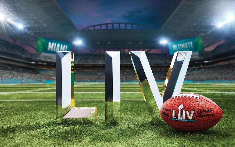 Super Bowl Liv - Jetzt-02/02/20 in Super Bowl Miami Stadium