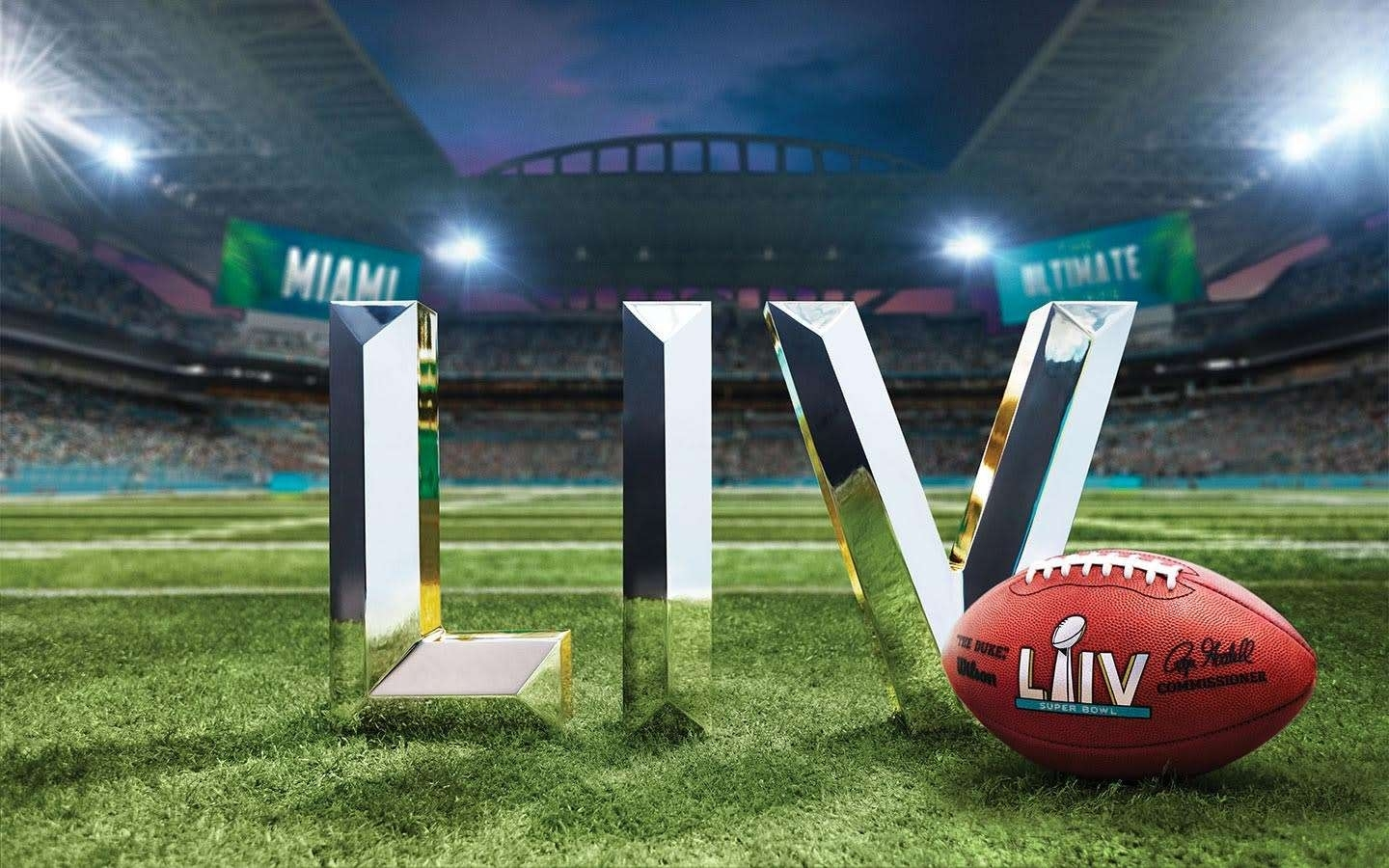 Super Bowl Liv - Now-02/02/20 intended for Super Bowl Played In Miami