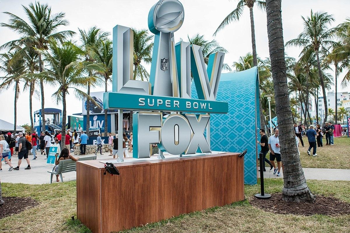 Super Bowl Liv – Wikipedia pertaining to Miami Florida Super Bowl 2020