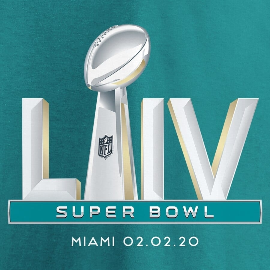 Super Bowl Partys 2020 - Afbö - American Football Bund with Miami Florida Super Bowl 2020