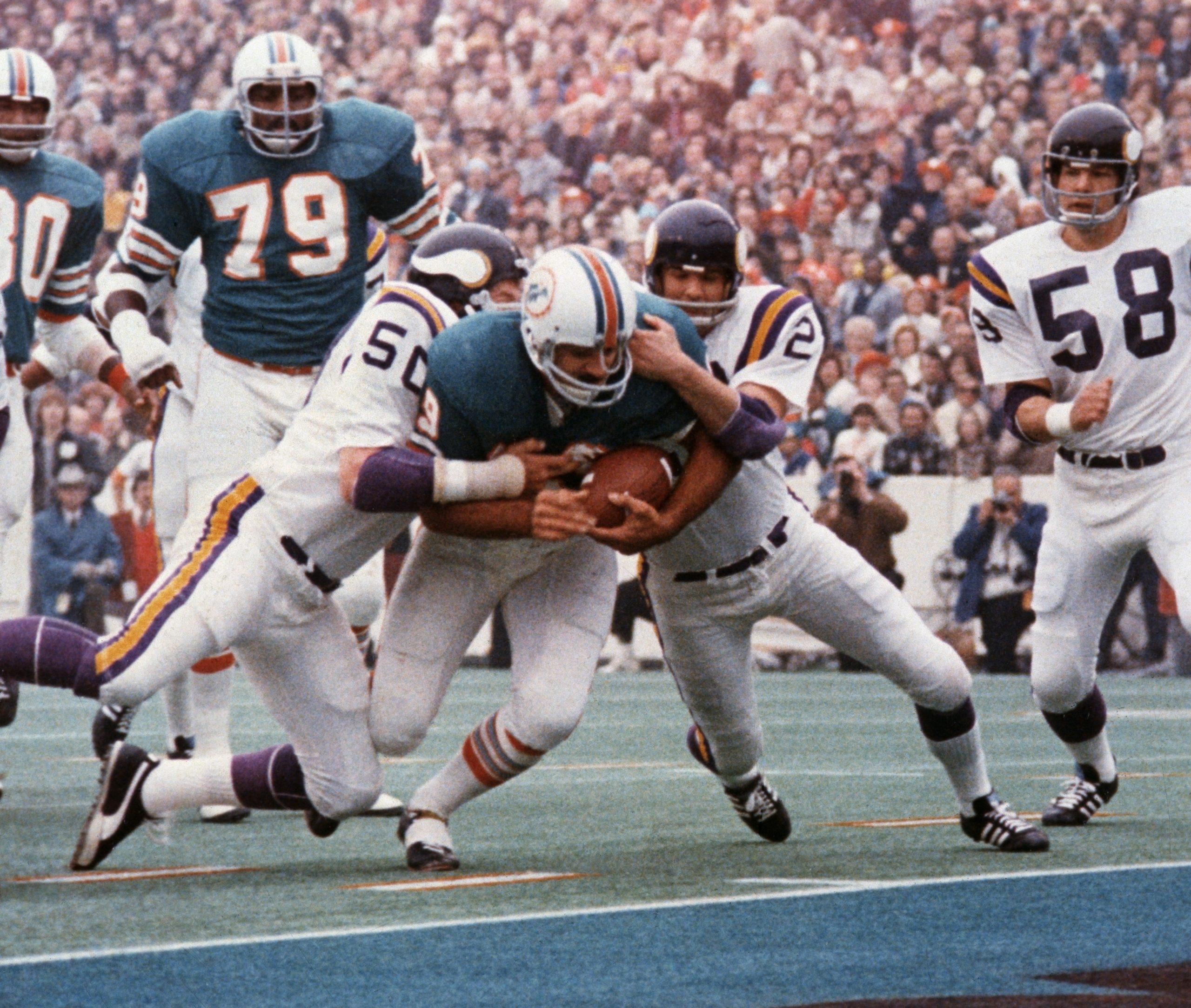 Super Bowl Viii: Vikings Have Fran Tarkenton, But Dolphins regarding Miami Dolphins Super Bowl History