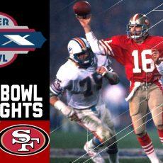 Super Bowl Xix: Dolphins Vs. 49Ers   Nfl throughout Miami Dolphins Last Super Bowl Appearance