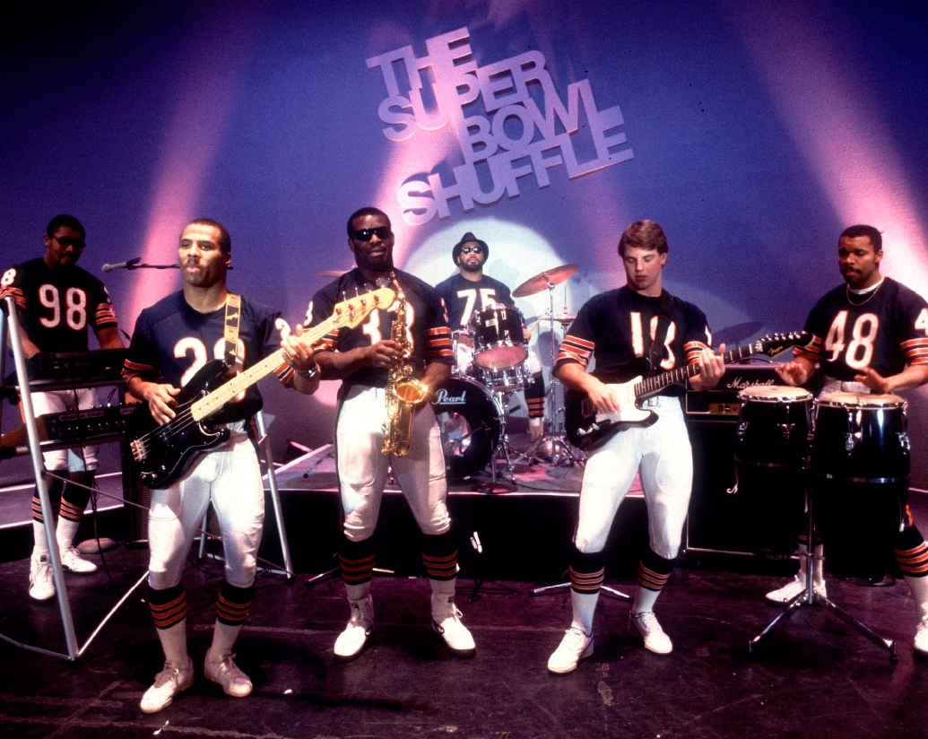 Surviving The Shuffle: After Flirting With History, The '85 inside Super Bowl Shuffle Miami