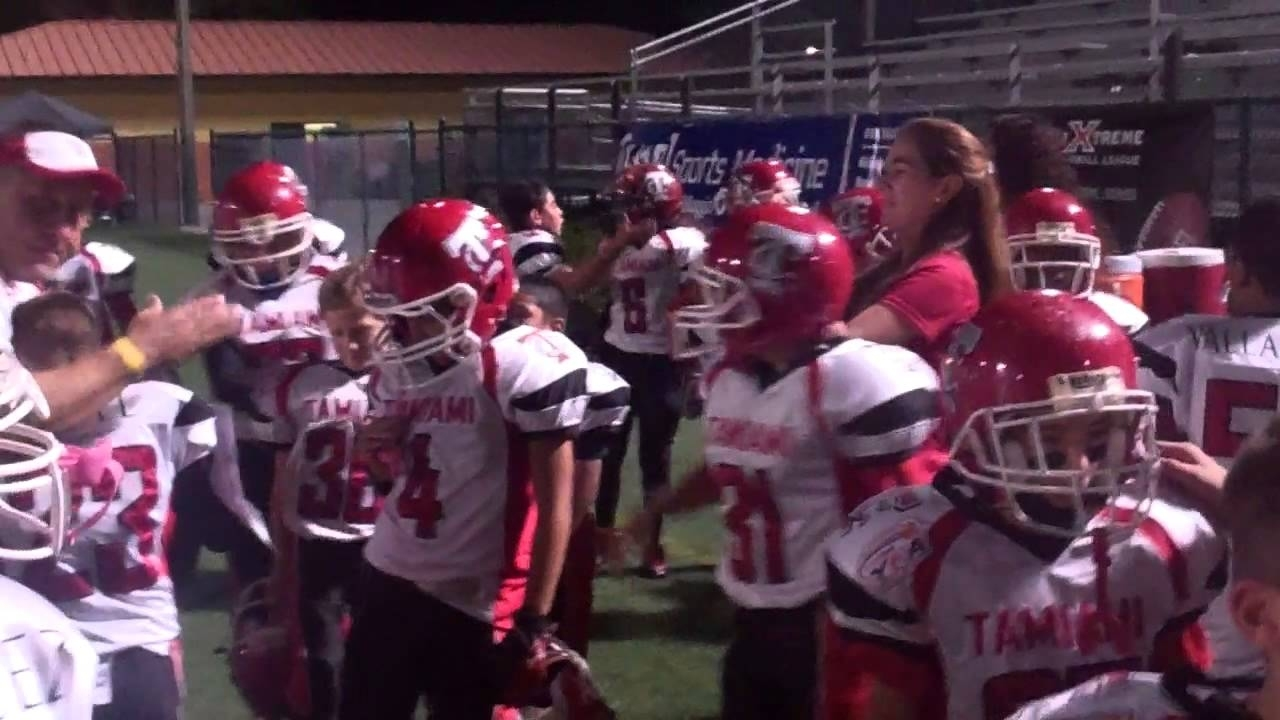 Tamiami Colts Win Miami Xtreme Super Bowl 2013 regarding Miami Xtreme Super Bowl