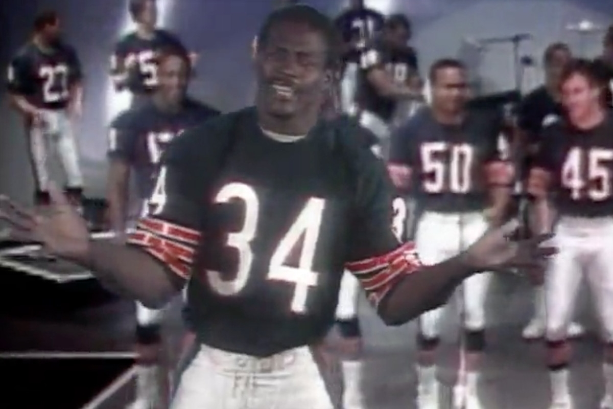 The Bears Gave Us 'the Super Bowl Shuffle' 30 Years Ago inside Super Bowl Shuffle Miami