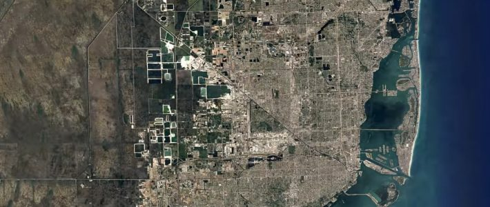 Watch A Google Maps Time-Lapse Of Miami's Growth Over 32 pertaining to Miami Mapa Google Maps