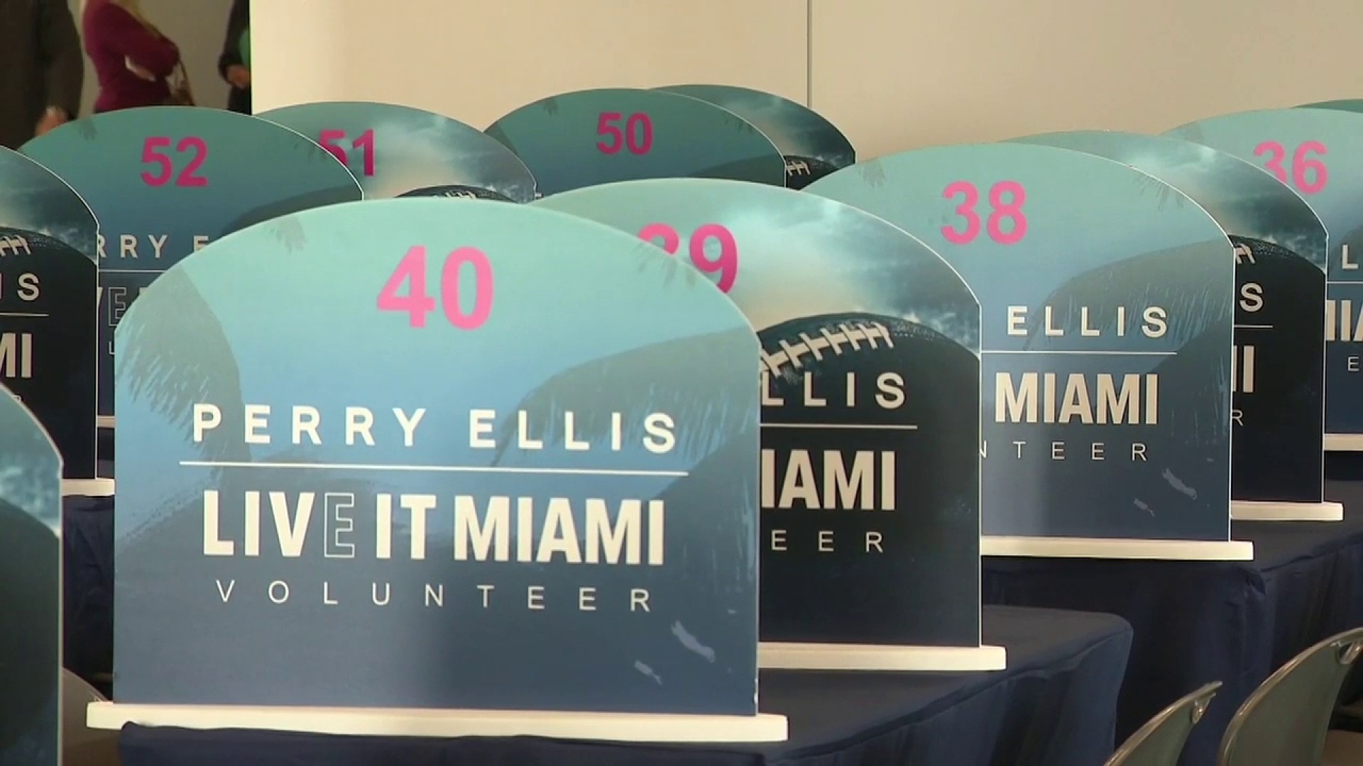 We Should Have A Super Bowl Every Year Here,' Dan Marino Says with Volunteer For Miami Super Bowl