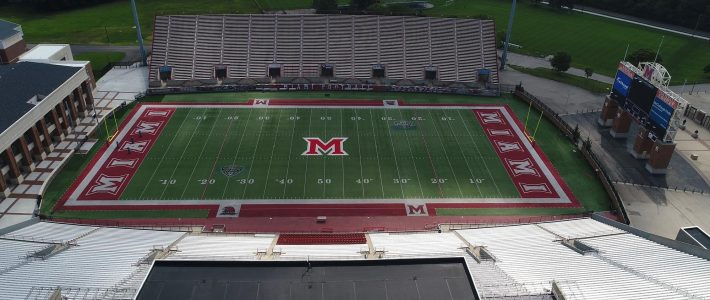 Yager Stadium - Miami University Redhawks pertaining to University Of Miami Stadium Address