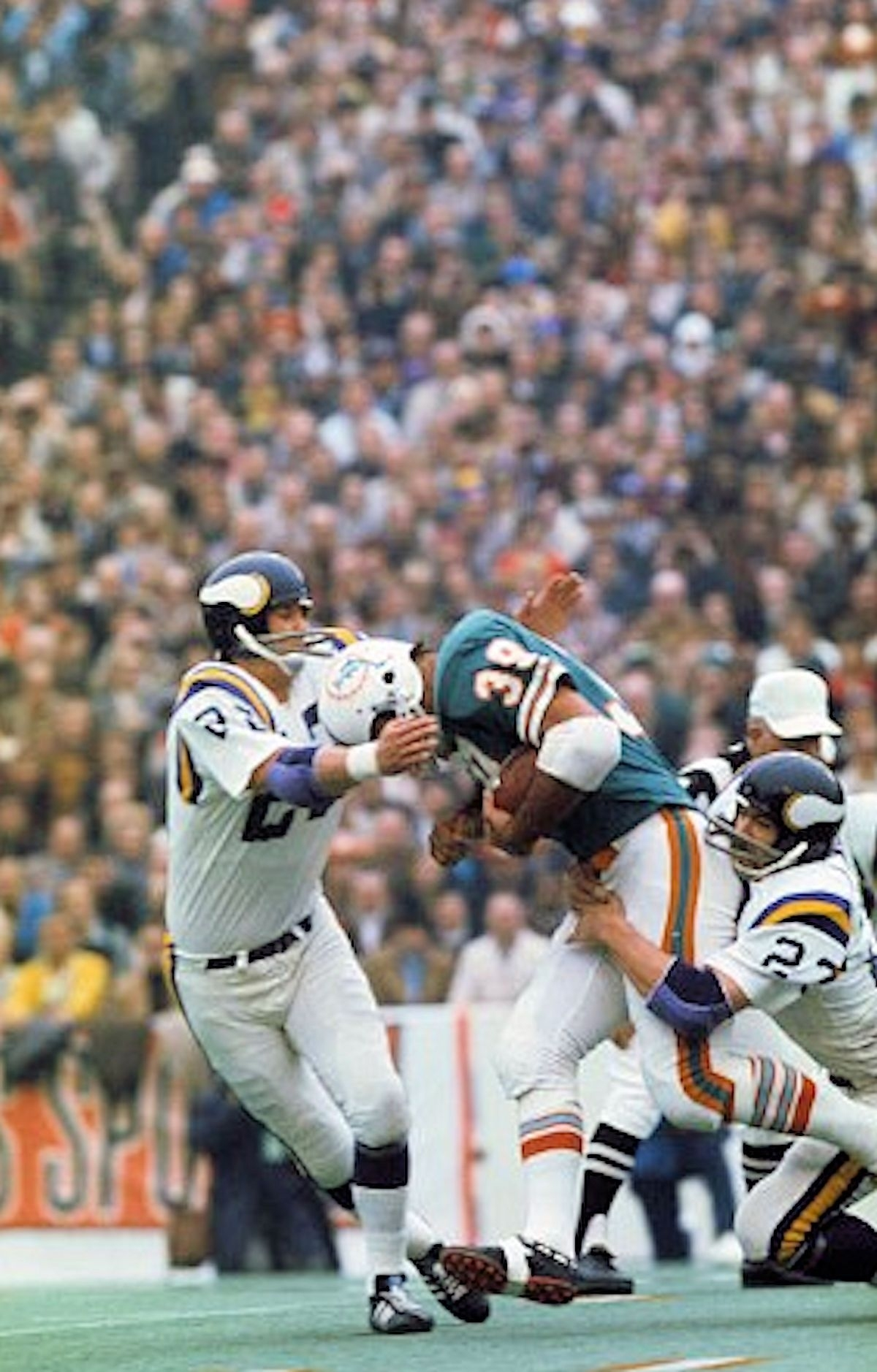 Zonk Lowers The Boom On Minnesota, Super Bowl Viii, Vikings with regard to Miami Minnesota Super Bowl