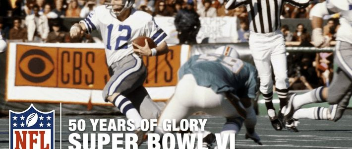 Cowboys Vs. Dolphins: Super Bowl Vi Highlights | 50 Years with regard to Miami Super Bowl Years