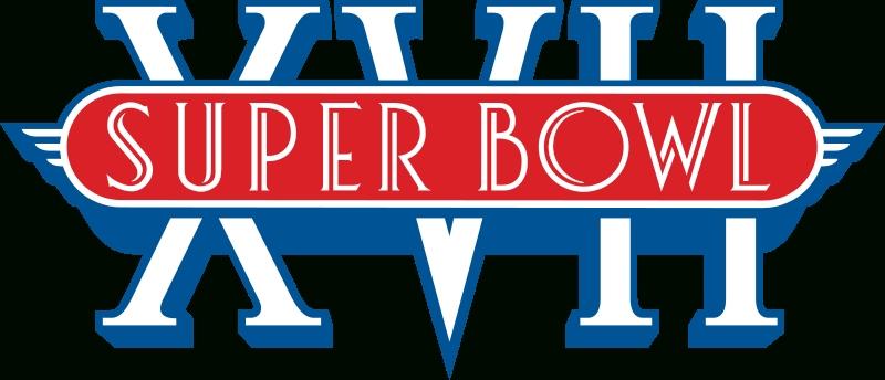 File:super Bowl Xvii Logo.svg - Wikipedia in Miami Super Bowl Logo