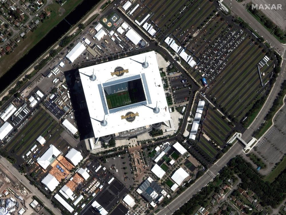 For Miami Stadium's Neighbours, Super Bowl Brings Years throughout Miami Super Bowl Stadium