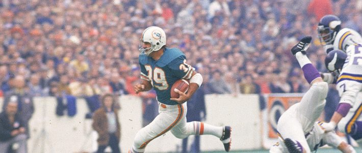 Hall Of Famer Larry Csonka Reflects On 1972 Dolphins with Super Bowl At Miami