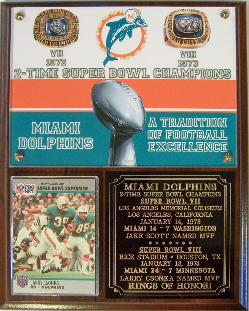 Miami Dolphins Rings Of Honor 2-Time Super Bowl Champions regarding Miami Super Bowl Date