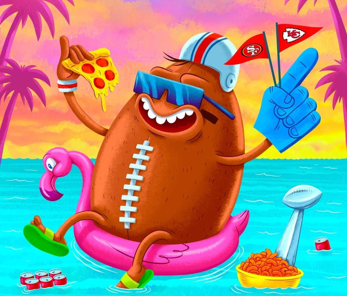 Miami Should Host The Super Bowl Every Year | Miami New Times within Super Bowl At Miami