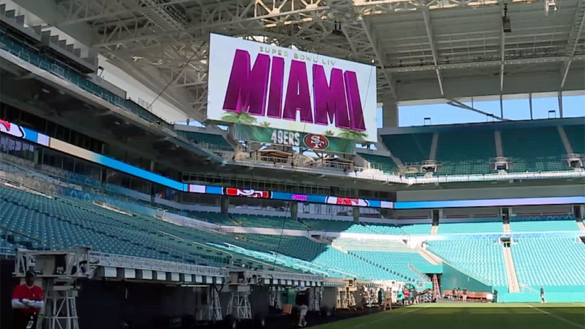 Officials To Discuss Super Bowl Security On Wednesday within Miami Super Bowl Experience