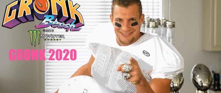 Rob Gronkowski To Host Super Bowl Party On Miami Beach within Miami Super Bowl Host Years