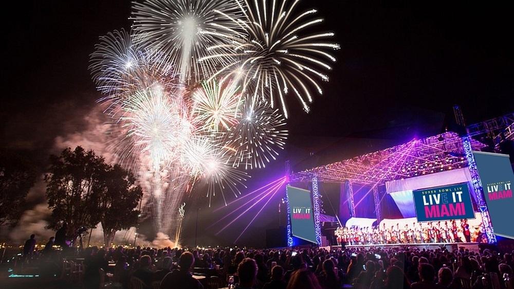 Socialmiami | Super Bowl Liv Events Around Miami in Miami Super Bowl Events