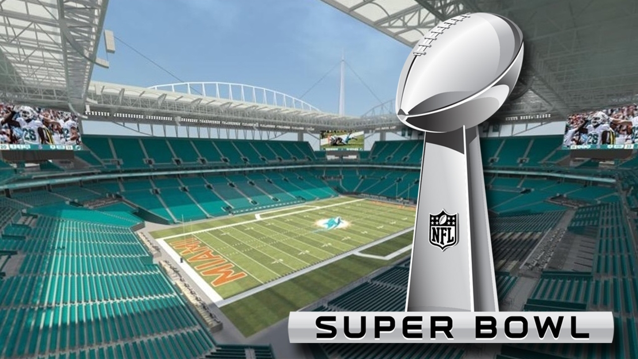 South Florida Awarded Super Bowl Liv intended for Miami Super Bowl 2020 Hotels