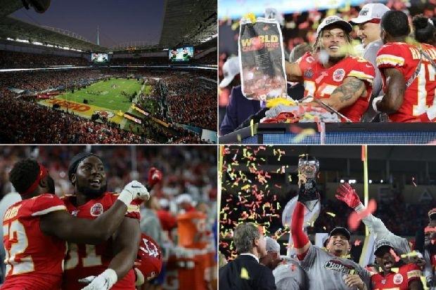 Super Bowl 2020: Patrick Mahomes Sparks Incredible Kansas throughout Miami Super Bowl 2020 Jobs