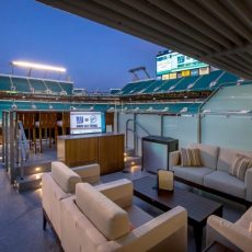 Super Bowl Liv: Hok'S Overhaul Of Miami'S Hard Rock Stadium inside Miami Super Bowl Stadium