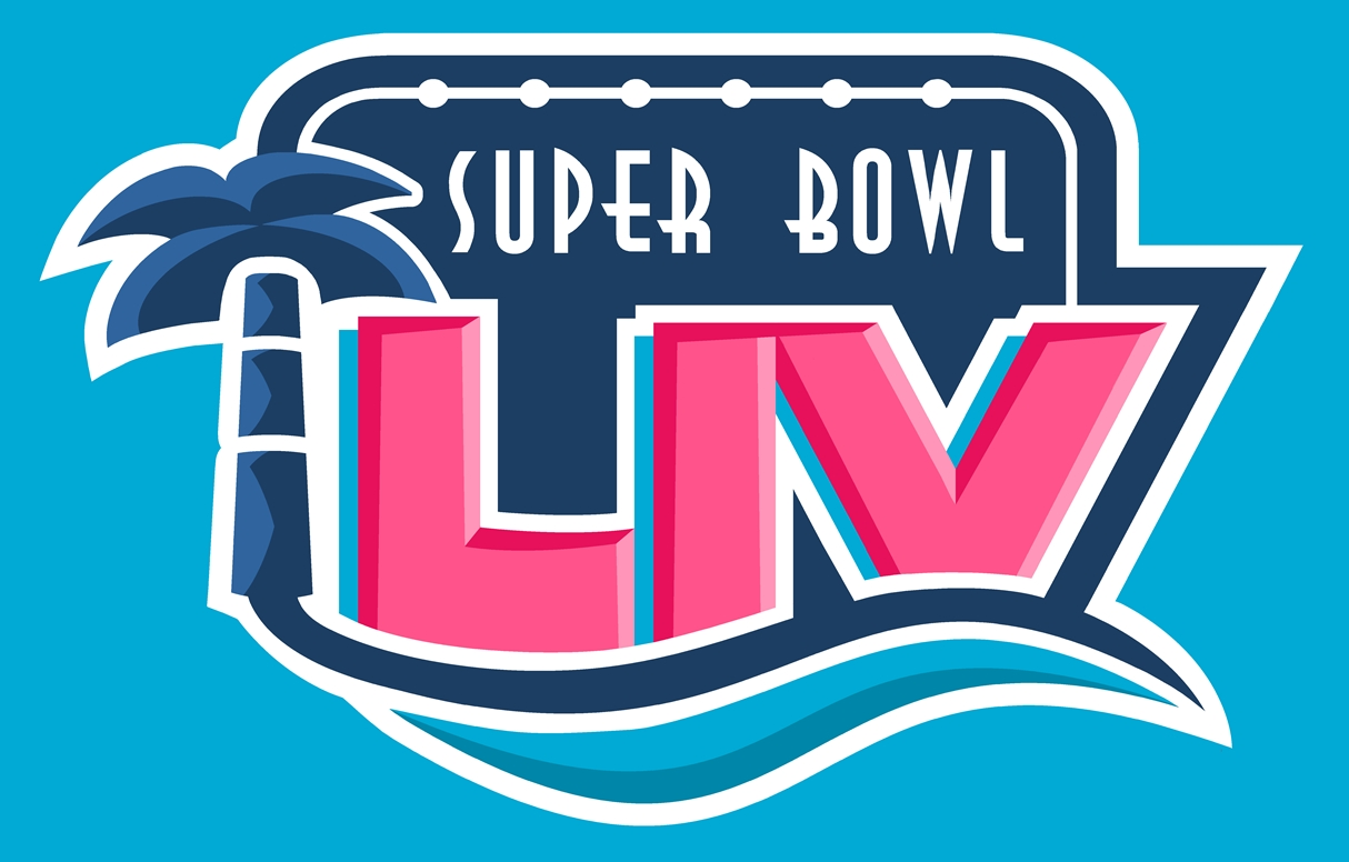 Super Bowl Liv Logo Concept - Concepts - Chris Creamer'S intended for Miami Super Bowl Years