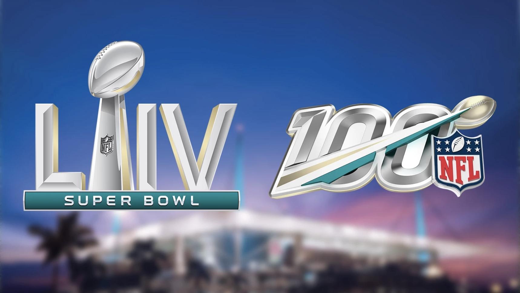Super Bowl Marketing Strategies inside Miami Super Bowl Logo