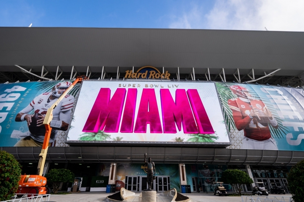 Super Bowl Planners, Players Set For Game'S Return To throughout Miami Super Bowl Activities