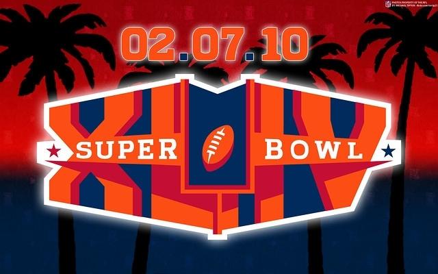 Super Bowl Xliv Wallpaper (Logo Only) | Flickr - Photo throughout Miami Super Bowl Logo