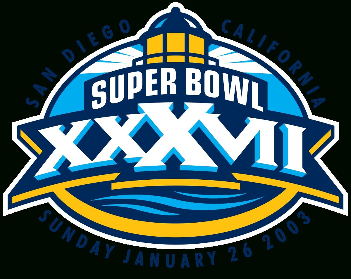 Super Bowl Xxxvii - Wikipedia for Miami Super Bowl Logo