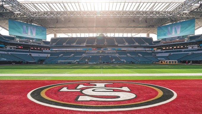 The Evolution Of Hard Rock Stadium - Football Stadium Digest within Miami Super Bowl Stadium