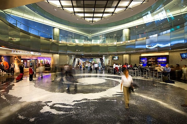 1 - Airport Technology throughout Miami Airport Terminals By Airline