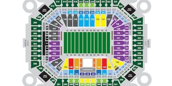 8 Images Hard Rock Stadium Miami Hurricanes Seating Chart inside Hard Rock Stadium Miami Seating Map