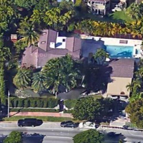 Alex Sapir'S House In Miami Beach, Fl (Google Maps) within Google Street View Miami