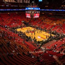 American Airlines Arena Section 304 Seat Views | Seatgeek intended for Miami Heat Arena Seating Map