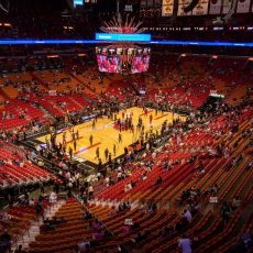American Airlines Arena Section 329 Seat Views | Seatgeek for Miami Heat Arena Map