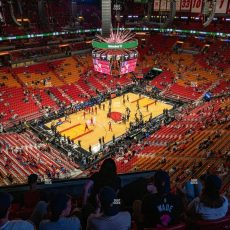 American Airlines Arena Section 411 Seat Views | Seatgeek regarding Miami Heat Stadium Map