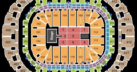 American Airlines Arena Tickets In Miami Florida, Seating for American Airlines Arena Miami Seating Chart