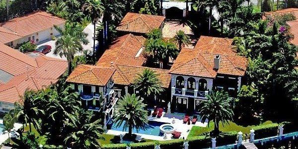 Anna-Kournikova-House | Celebrity Houses, Mansions, Miami within Miami Beach Celebrity Homes Map