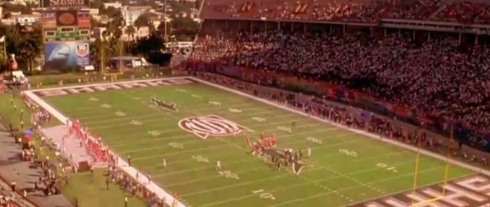Any Given Sunday'S Miami Filming Locations, Mapped within Miami Dolphins Stadium Google Maps